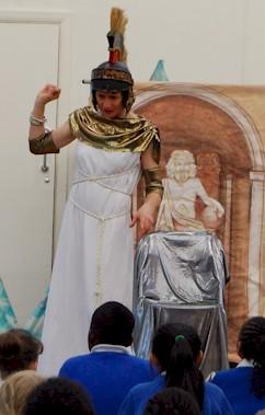 Storytelling - The Greek Myths